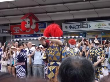 はるべ harube 祇園祭 棒ふり