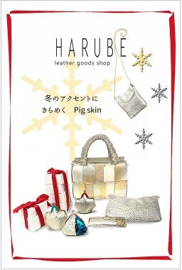 はるべ harube 2016 冬の彩 DM