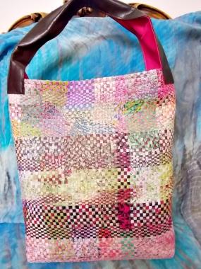 はるべ harube サボテンの花 夏のバッグ