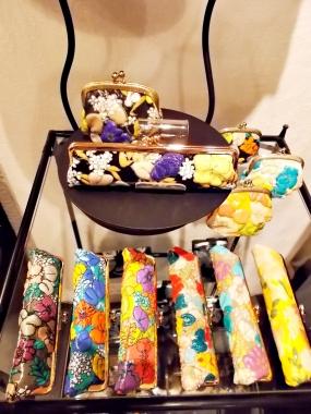 はるべ harube 紫陽花 蓮 ターシャ 財布