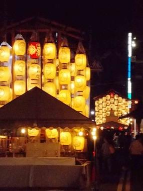 はるべ harube 祇園祭 山伏山 提灯