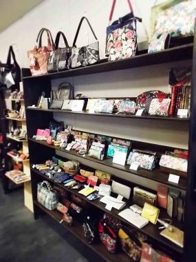 はるべ harube クリスマス 京都大丸 春財布 サンプルバッグ