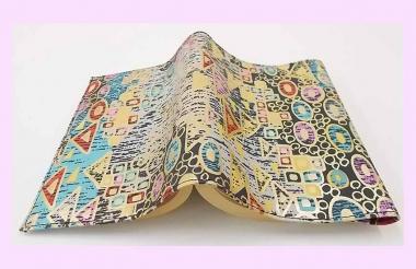 はるべ harube ブックカバー たとかーふ 文庫本サイズ
