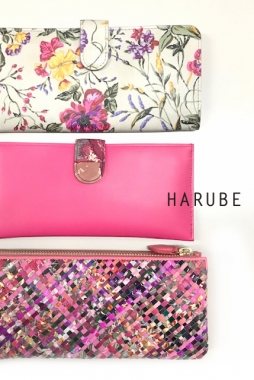 はるべ Harube 財布