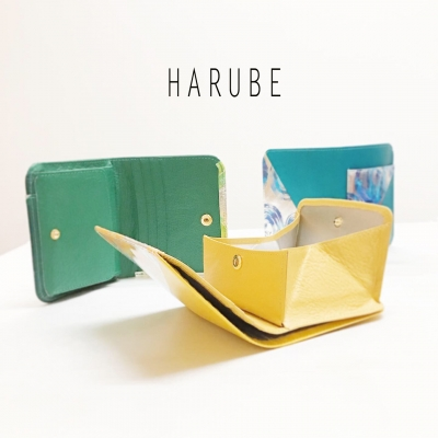 はるべ Harube アリエル ARIEL7 財布