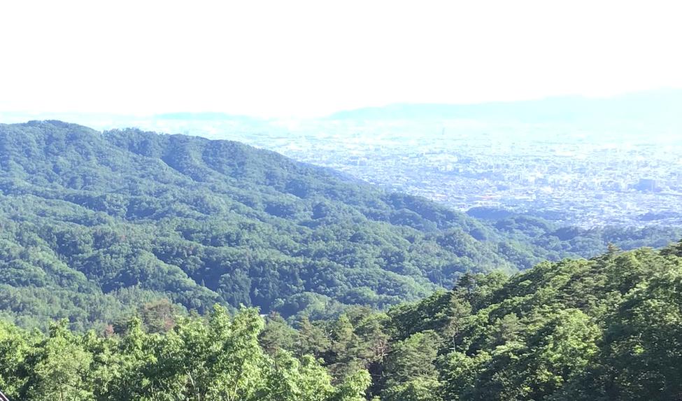 はるべ Harube 比叡山