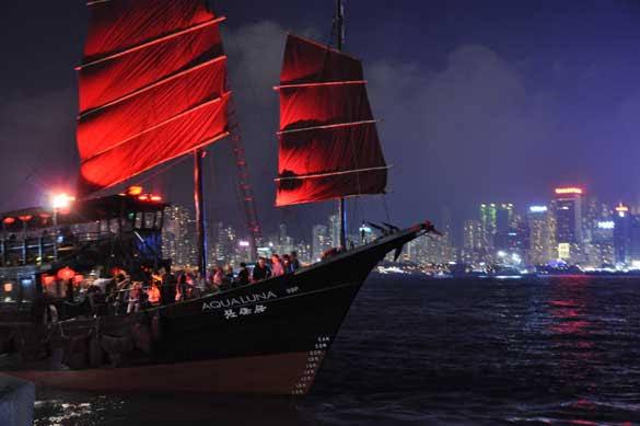香港アクアルナ