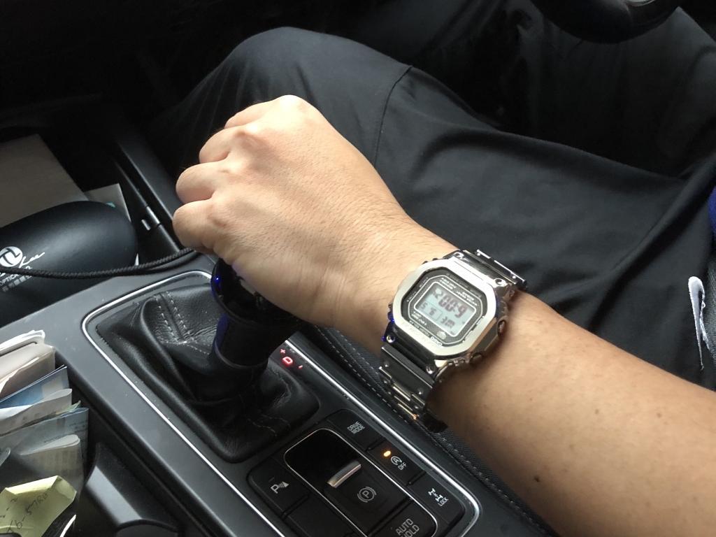 香港人のサムの時計