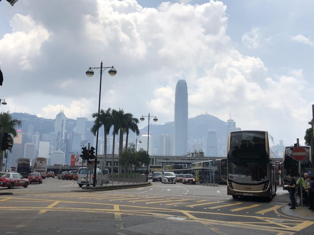 香港ヴィクトリアハーバー