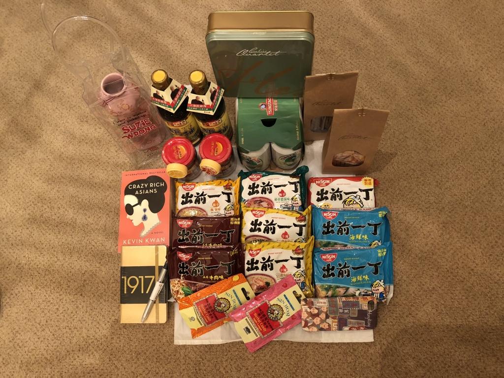 香港買い物