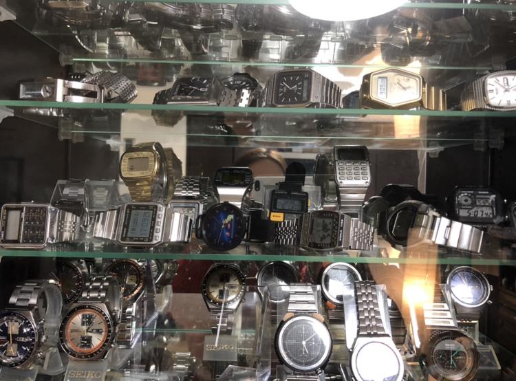 時計コレクション