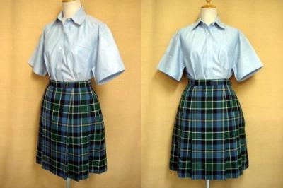 聖セシリア女子高等学校の制服