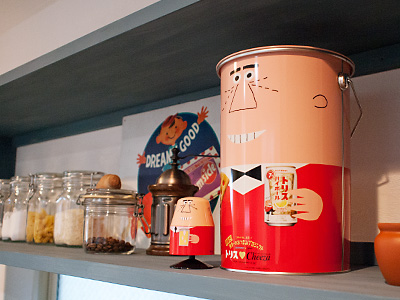 トリス缶2