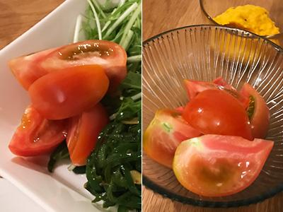 トマトメニュー