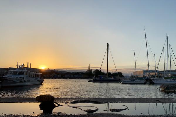 堺出島漁港
