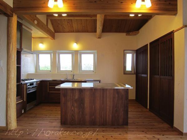 住樂オリジナルキッチン