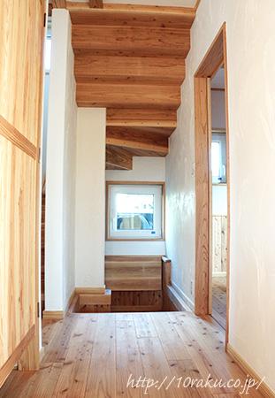 階段下書斎