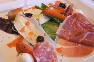 イタリア料理前菜