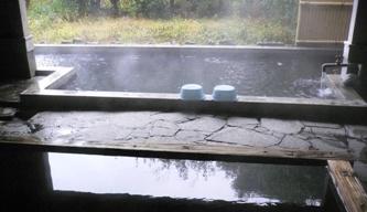 金鱗湖畔の下ん湯