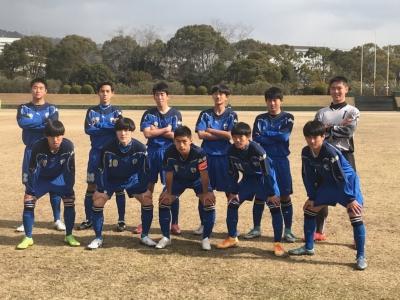 2021 サッカー 県 山口 高校 新人 戦