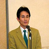 井上久嗣士別サフォーク研究会長