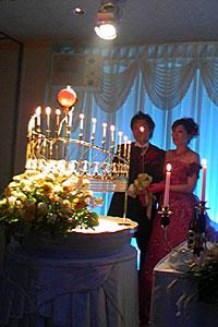 小松大悟君・真理子さん結婚祝賀会