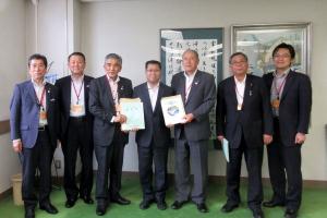 上川地方総合開発期成会からの要請