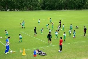 コンサドーレ札幌によるサッカークリニック