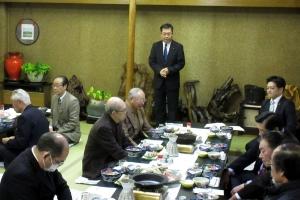 立憲民主党士別ブロックの党員・パートナーズ集会