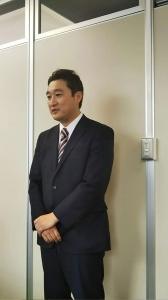 熱い思いを語る石川知裕氏