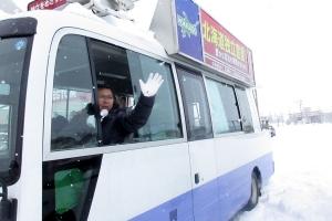 石川ともひろ知事候補の政策を訴える