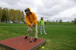 今シーズン3回目のパークゴルフであった。