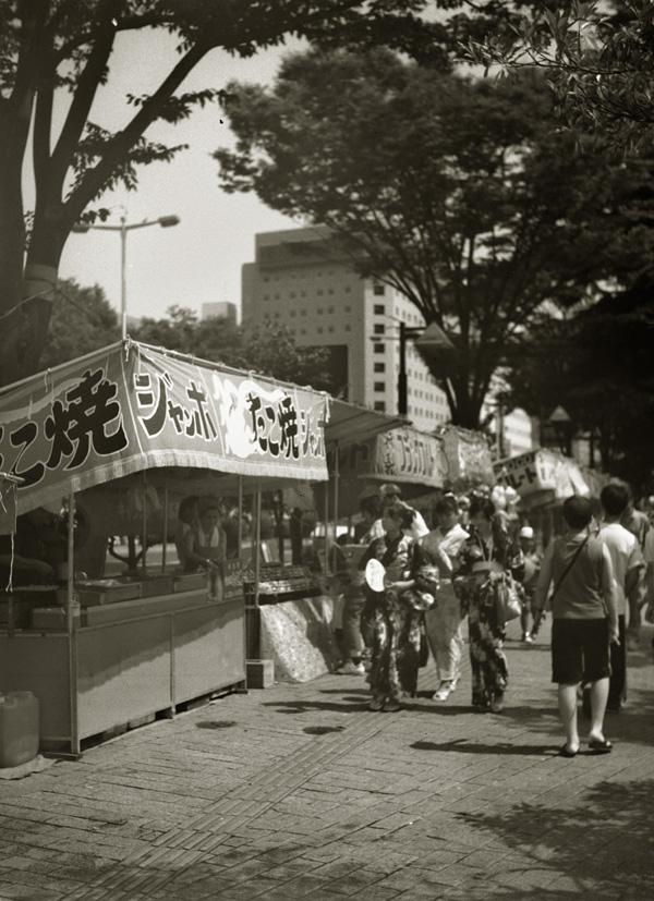 七夕祭りの日 #1