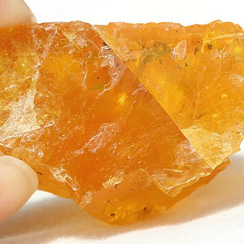 フランス産フローライト原石