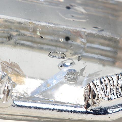 水入り水晶原石・ネックレス