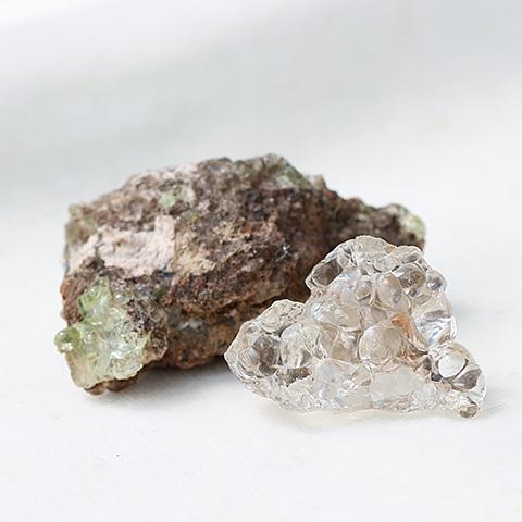 メキシコ産ハイアライト原石