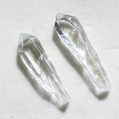 ホワイトアメシスト原石
