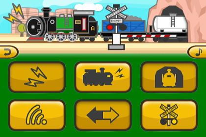 コドモアプリ第1弾 プレイ画像