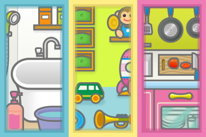 コドモアプリ第3弾 プレイ画像