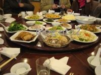 本日も中華料理です。