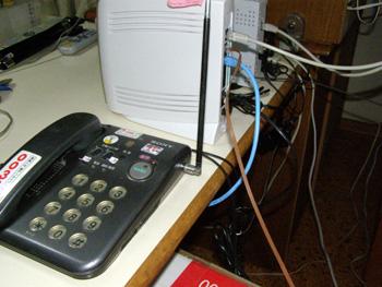 おおそうじ3 電話機