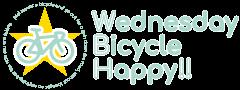 Wednesday Bicycle Happy!