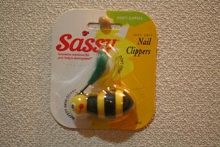 ミツバチ爪きり
