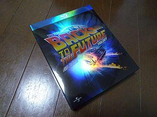BTTF Blu-ray パッケージ