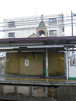 高麗川駅のトイレ