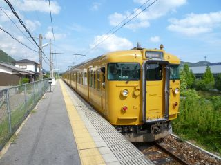 赤穂線の車両