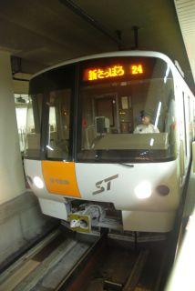 地下鉄の車両