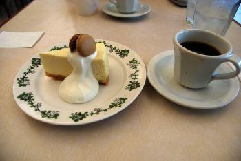 プレミアム25とコーヒー