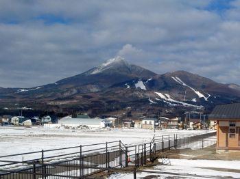 磐梯山もきれいに見えます