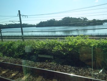 松島海岸付近